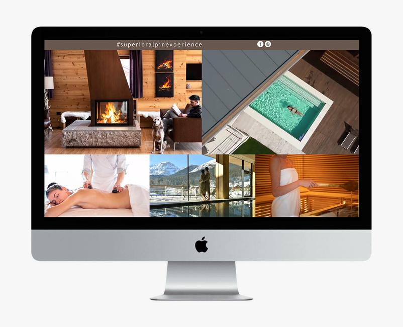 agenzia marketing trento corona dolomites hotel